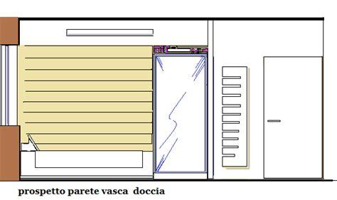 progetto bagno con vasca e doccia edilbook ristrutturazioni progettare un bagno con vasca e
