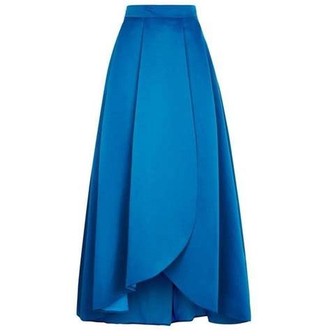 best maxi high low skirt photos 2017 blue maize