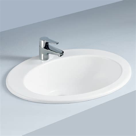 inset basins bathrooms rak jessica 530mm inset basin rak jess at victorian
