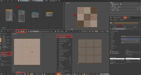 uv layout photoshop modeling how can i texture individual tiles blender