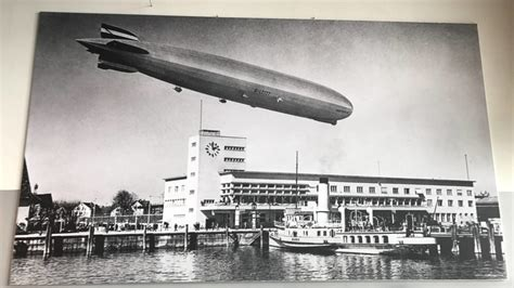 who flies to friedrichshafen visit the zeppelin museum the historic dirigibles of