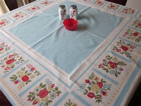 Vintage Kitchen Tablecloths by 25 Unique Vintage Tablecloths Ideas On