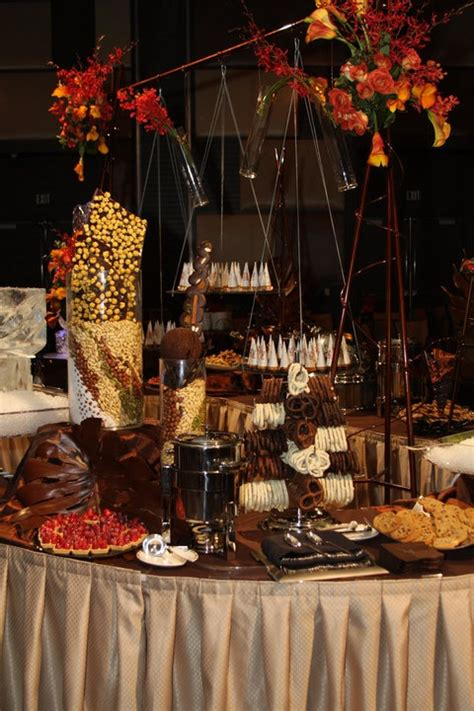 buffet displays 17 best images about buffet set ups on display engagement and tables