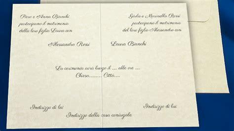 invito matrimonio testo matrimonio partecipazioni matrimonio esempi