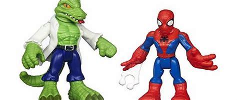 Hasbro Web Battlers Web Attack Tinggi 6 Inch 1 spider 3 nds