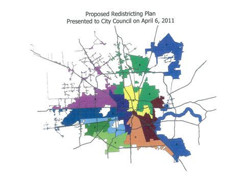 houston district j map proposed new city council map is out the kuff