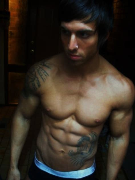 bodybuilders with tattoos zyzz chest images