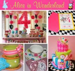 Sydney s alice in wonderland party