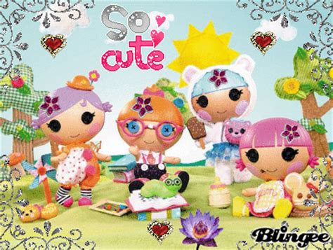 lalaloopsy painting lalaloopsy littles picture 132886214 blingee