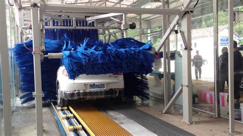 Total Garage Car Wash by Automatic Car Wash Equipment Of Tunnel Auto Base