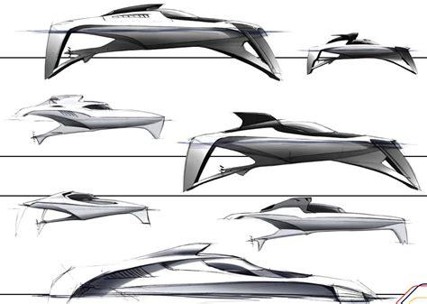 hydrofoil boat design hydrofoils