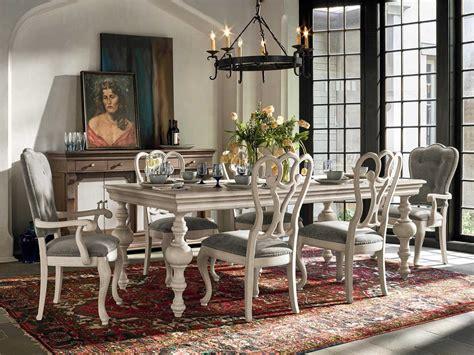 universal dining room furniture universal furniture elan dining table set uf637653set