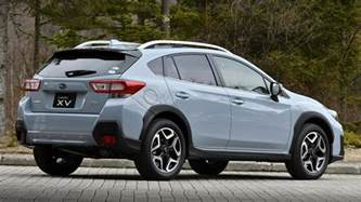 Subaru Sv 2017 Subaru Xv Detailed Photos 1 Of 5