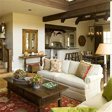 Southern Living Decorating Ideas Living Room | see this kentucky home