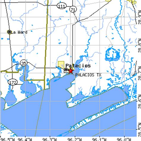 Point Comfort Tx Zip Code by Palacios Tx Population Data Races Housing