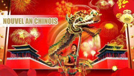 date du nouvel  chinois