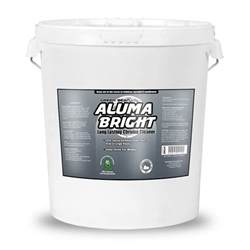Boat Upholstery Cleaner Aluma Bright Stainless Steel Cleaner 5 Gallon
