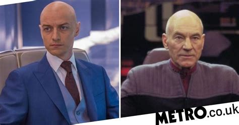 james mcavoy young picard james mcavoy wants to play young picard in new star trek