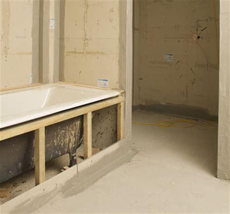 Aquapanel For Bathrooms by Knauf Aquapanel Provides Five Luxury Interior