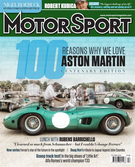 may 2 2013 by charles roberds issuu october 2013 issue of motor sport magazine by motor sport