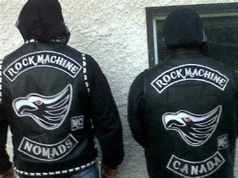 tv book club top of the rock chapters 10 12 this was motards hors la loi rock machine mc youtube