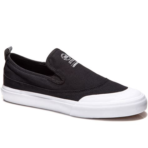 Adidas Slip White by Adidas Matchcourt Slip Shoes