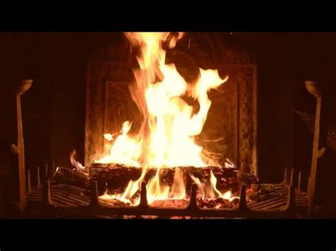 Crackling Fireplace Sound by Fireplace With Crackling Sounds Hd