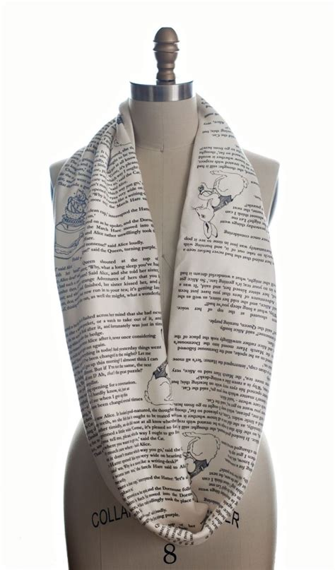 in book scarf
