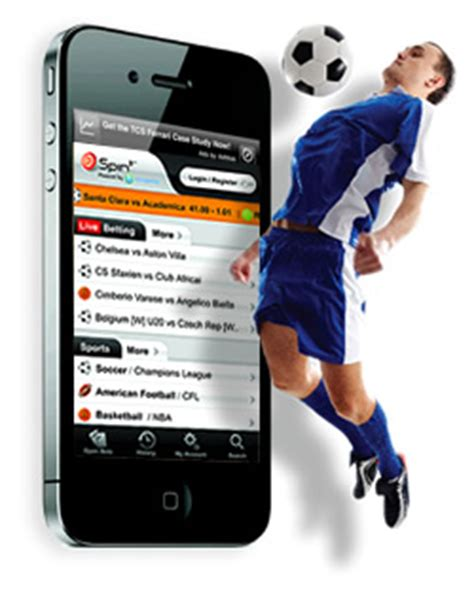mobile sport sports betting apps home