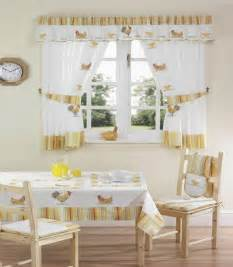 Curtain For Kitchen Window Decorating Sweet Design For Tile Kitchen Window Ideas Plus Interesting Curtain Motive Beside Amusing Clock