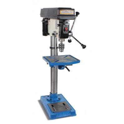 woodworking drill press baileigh woodworking drill presses