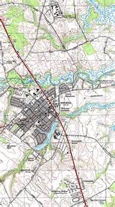 smyrna map maps of smyrna topographic city map delaware united