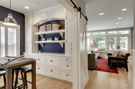 Houzz Home Office by Modern Bungalow Traditional Home Office Minneapolis