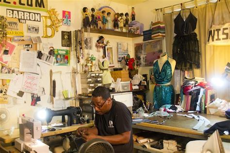 fashion design room have you ever heard of fashion designer barron wise