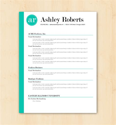 publisher resume templates resume template ms word best templates for microsoft