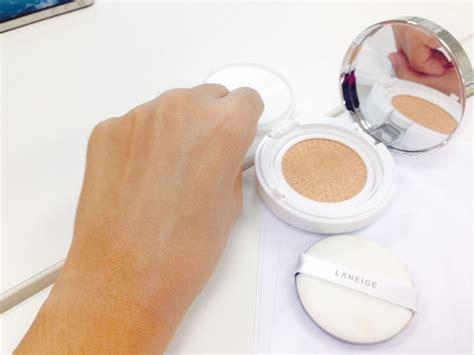 Laneige Krim review produk krim bb kompak dari korea laneige bb