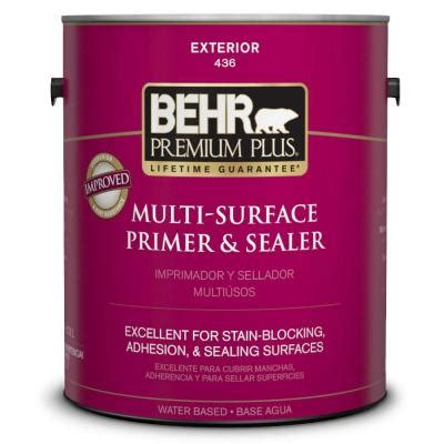 behr premium plus 1 gal multi surface interior exterior