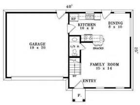 open floor plan design