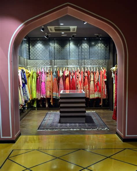 label design in kolkata designer anita dongre launches her flagship store kolkata