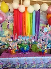 pony birthday decorations for