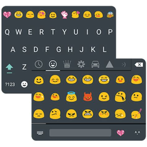 emoji keyboards for android come scaricare nuove emoji su android