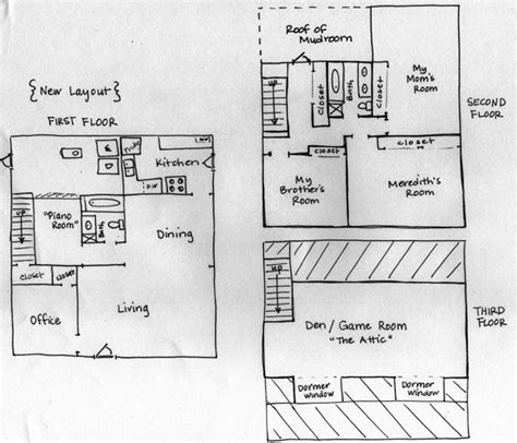 floor plan grid template grid paper for house plans