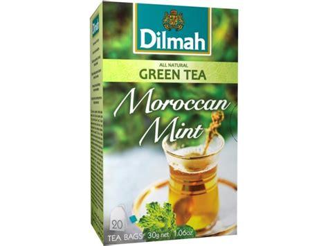 Dilmah Green Tea 20x1 5g herbata dilmah green tea moroccan mint 20 torebek