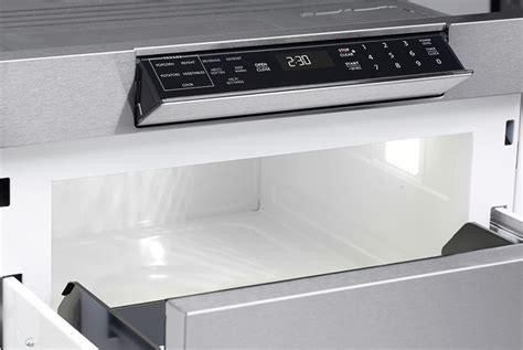 sharp 30 microwave drawer dimensions sharp smd3070as y 30 quot microwave drawer oven 30 quot ovens