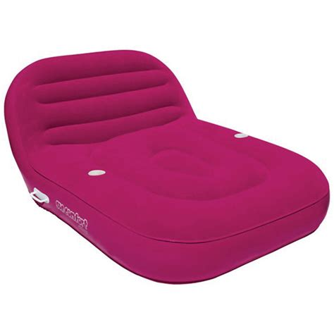 suede chaise airhead suncomfort cool suede double chaise lounge west
