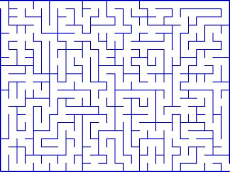 printable mazes intermediate search results for mazes for kids calendar 2015