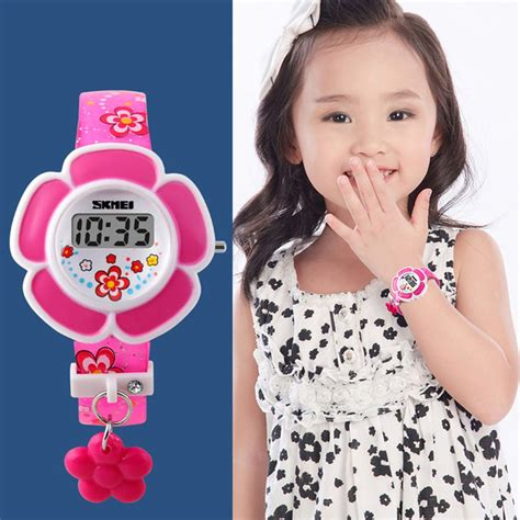 Jam Tangan Anak Anak Perempuan jual jam tangan anak perempuan skmei 1144 di lapak baju