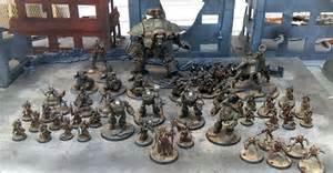 fallout 40k new california republic admech army spikey