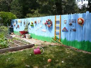 Garden Ideas For Schools What A Gorgeous Fence For Schools Daycare Centres And Kinders School Garden Ideas