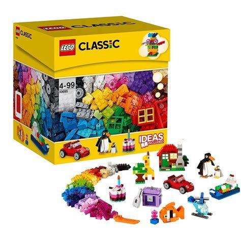 Lego Classic lego classic 10695 lego creative building box 580 par 231 a